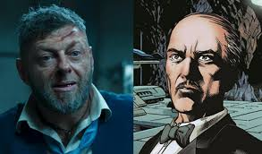 Andy Serkis as Alfred Pennyworth