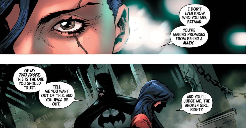 Batman and the Outsiders #10