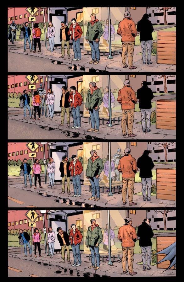 The Batman's Grave #7 Page 1