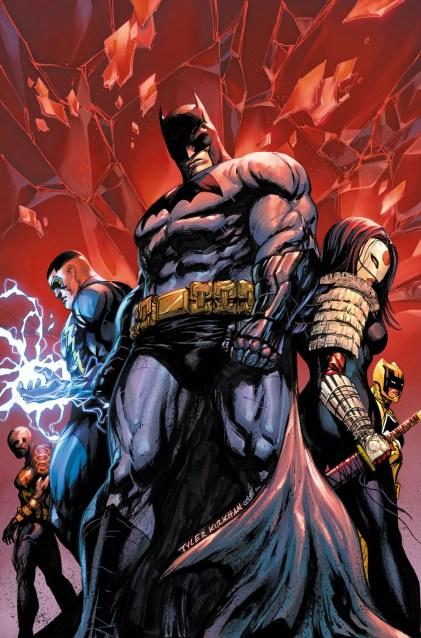 Batman and the outsiders DC Comics News