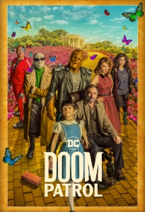 "Doom Patrol - ""Wax Patrol"""