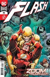 The Flash #761