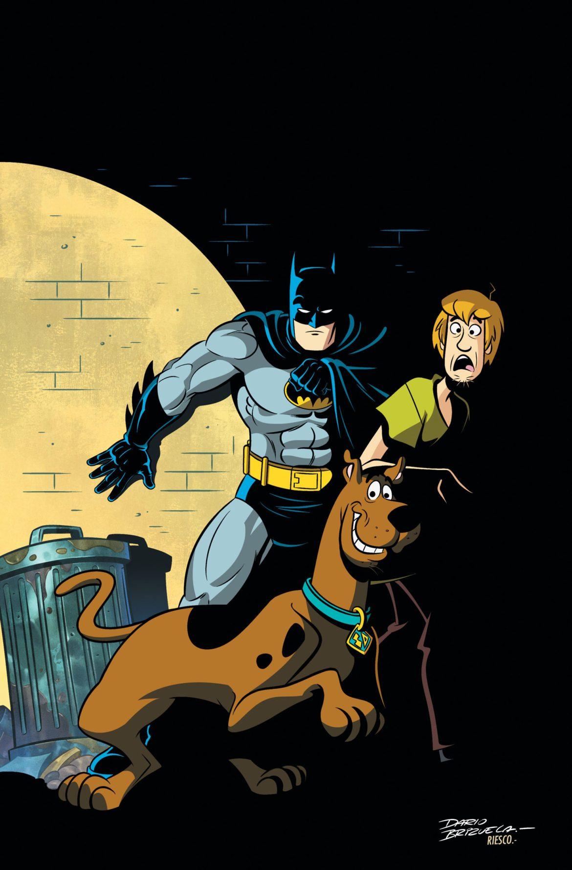 Batman Scooby-Doo