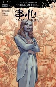 Buffy the Vampire Slayer #21 DC Comics News