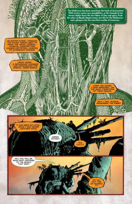 Future State Swamp Thing 1 p1 DC Comics News