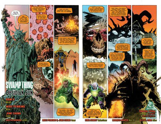 Future State Swamp Thing 1 p2-3 DC Comics News