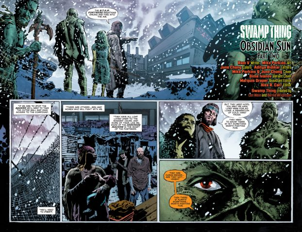Future State Swamp Thing 2 p 2-3 DC Comics News