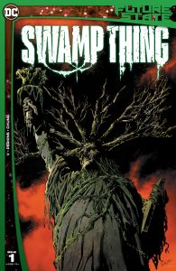 Future State Swamp Thing 1 Cover DC Comics News