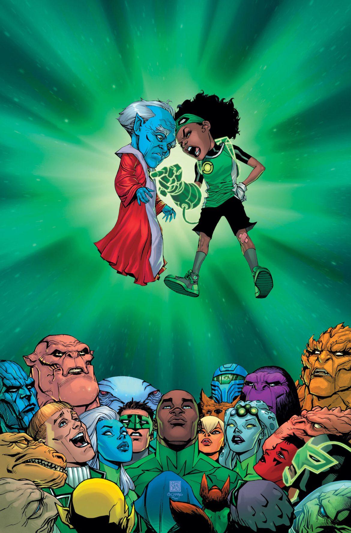 Green Lantern #1 (2021)