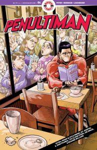Penultiman #4 DC Comics News