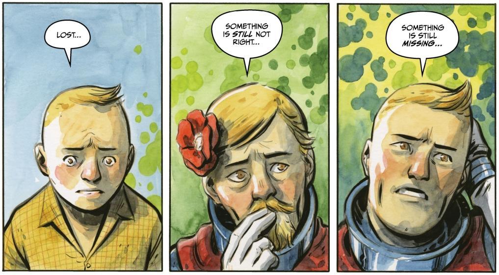 Colonel Weird: Cosmagog #4 - DC Comics News