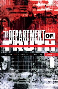 The Department of Truth #4 - DC Comics News