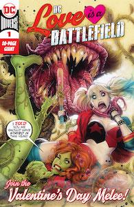 Review: Love Is A Battlefield #1-DC-Comics-News-Reviews