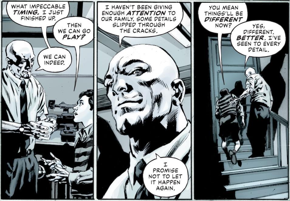 Generations Forged #1 - DC Comics News