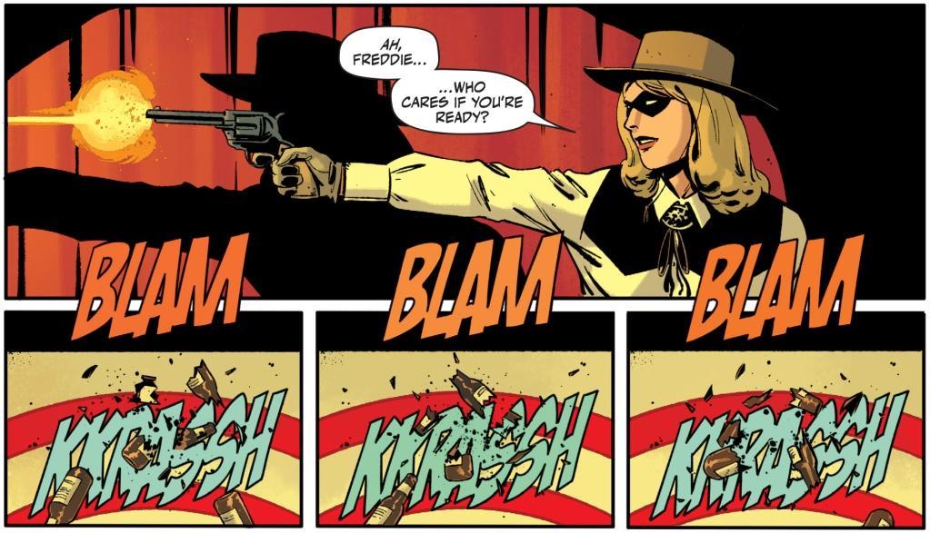 Rorschach #4 - DC Comics News