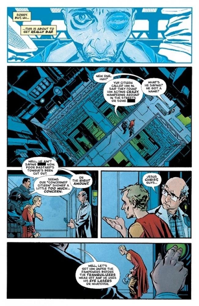 Concerned Citizen-Image Comic Reviews DC Comics News