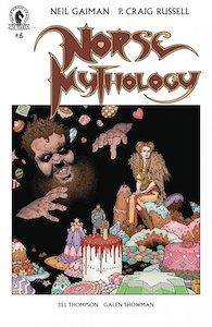 Norse Mythology #6 Dark Comics Reviews DC Comics News
