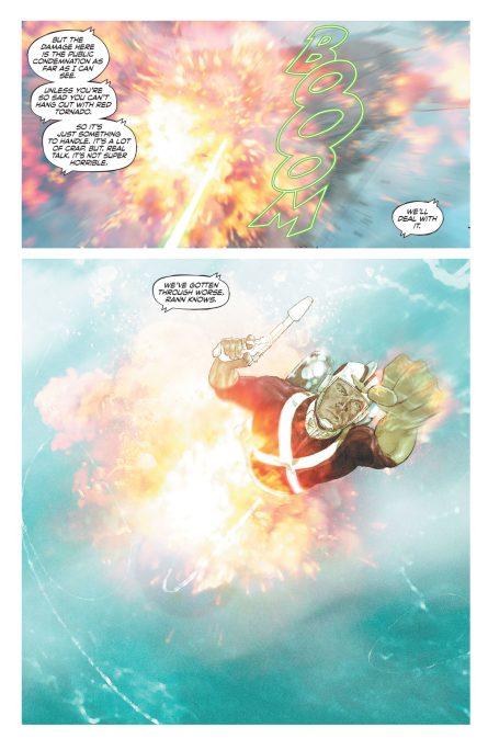 Strange Adventures 9 DC Comics News
