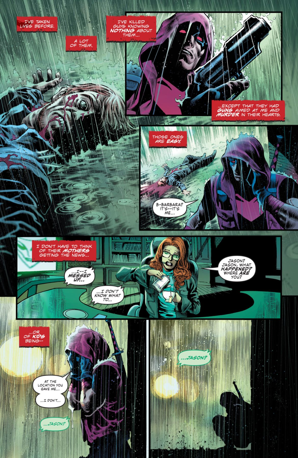 Batman Urban Legends #2