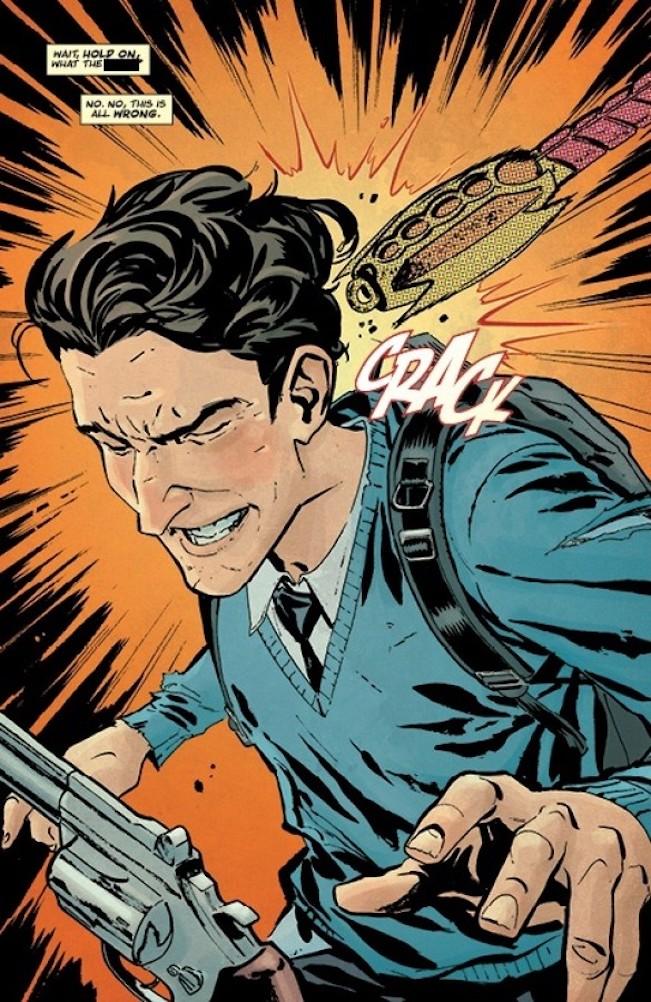 Indie Comics Review Crossover #6 DC Comics News