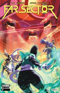 Far Sector 11 DC Comics News