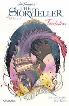 Indie Comics Review Jim Henson Storyteller Tricksters #2 DC Comics News