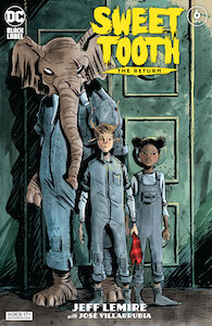 Review: Sweet Tooth: The Return #6