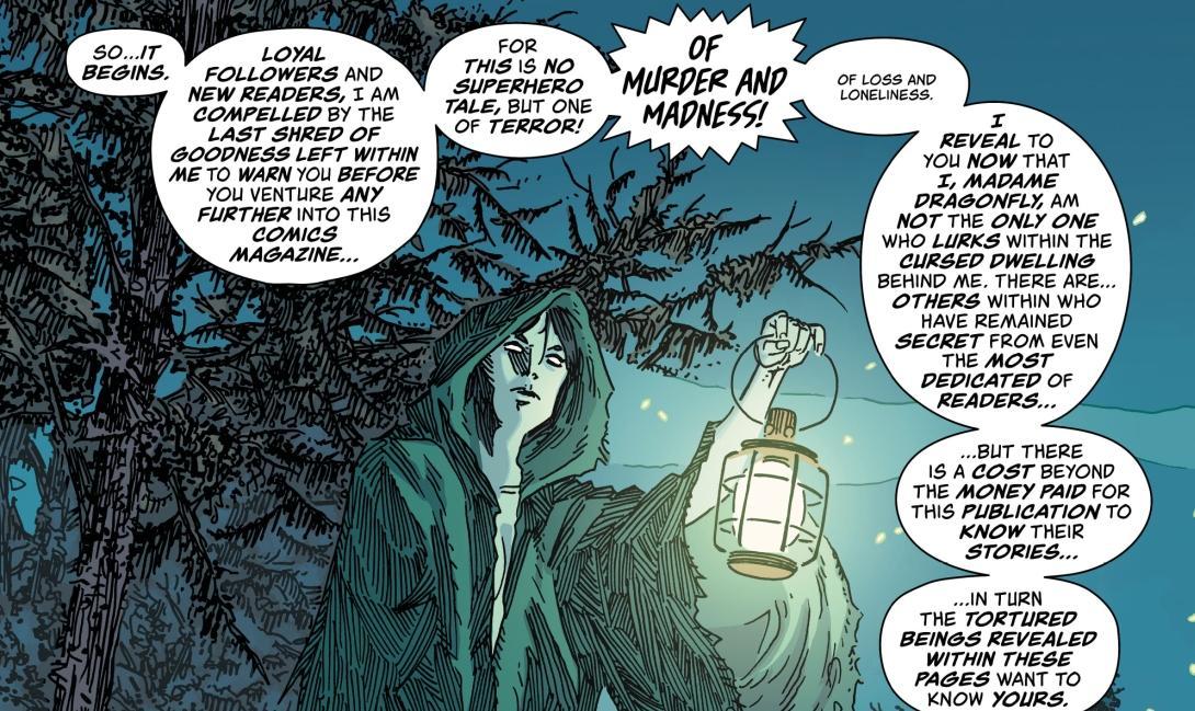Black Hammer: Visions #3 - DC Comics News