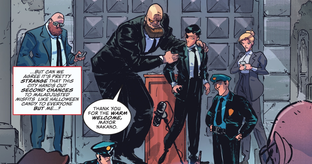 Harley Quinn #2 - DC Comics News