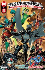 Indie Comics Review: DC Festival of Heroes: The Asian Superhero Celebration 1 DC Comics Reviews