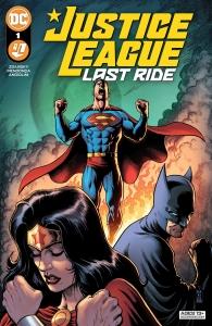Justice League: Last Ride #1 - DC Comics News