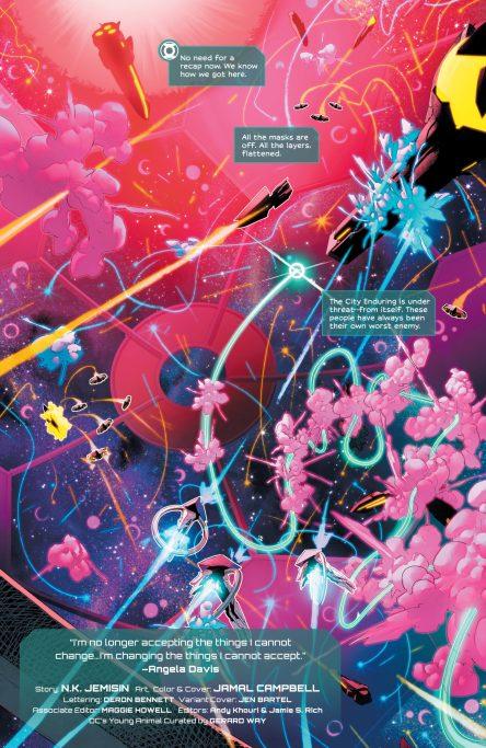 Far Sector 12 DC Comics news