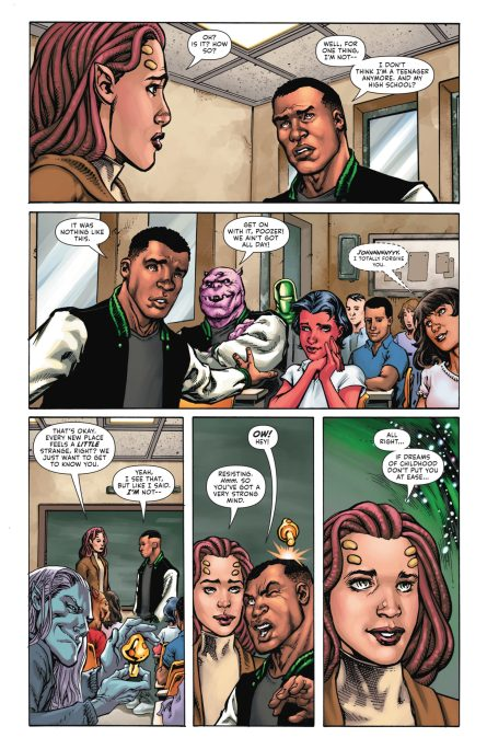 Green Lantern 3 DC Comics News