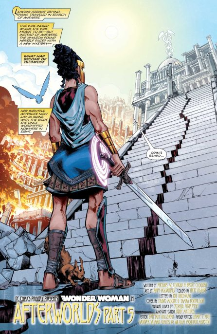 Wonder Woman 774 DC Comics News