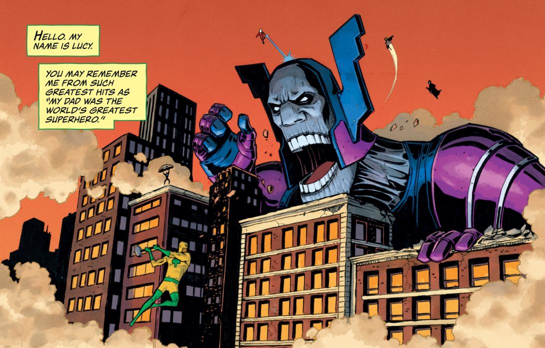 Black Hammer Reborn #1 - DC Comics News