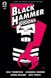 Black Hammer: Visions #5 - DC Comics News