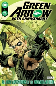 Green 80th Anniversary 100-Page Super Spectacular #1 - DC Comics News