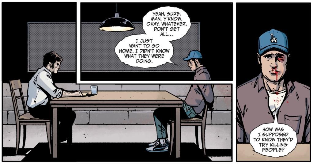 Rorschach #8 - DC Comics News