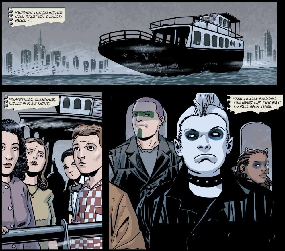 Teen Titans Academy #4 - DC Comics News