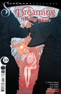 The Dreaming: Waking Hours #10 - DC Comics News