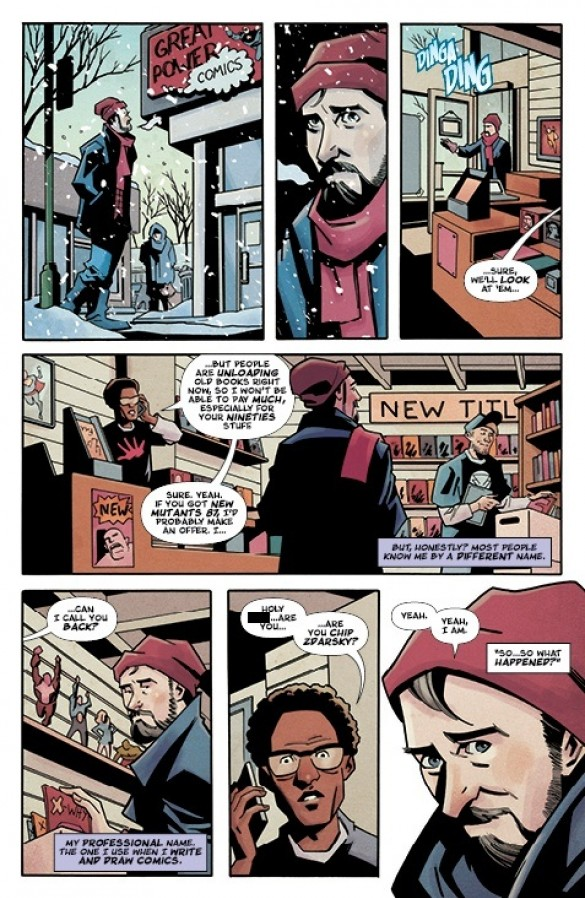 Indie Comics Review: Crossover #7 DC Comics News