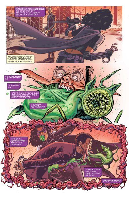 Batman Secret Files Huntress DC Comics News