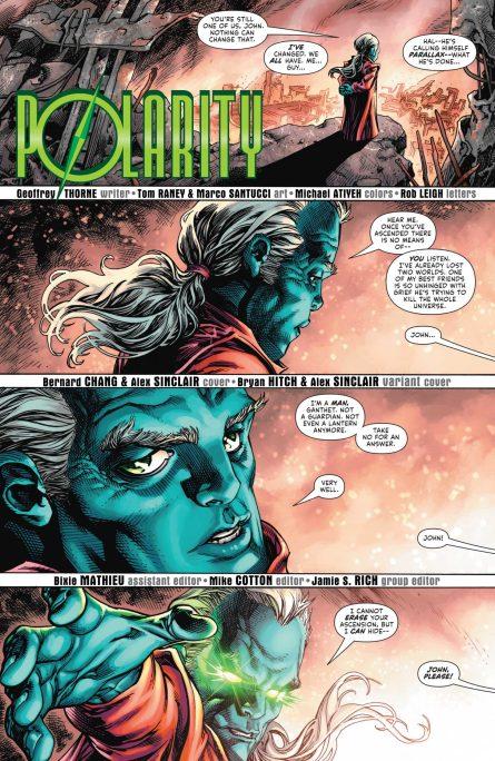 Green Lantern 4 DC Comics News