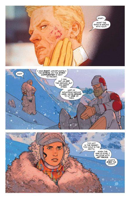 Strange Adventures 11 DC Comics News