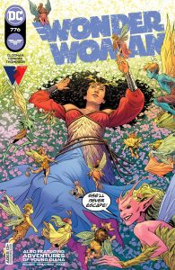 Wonder Woman 776 DC Comics News