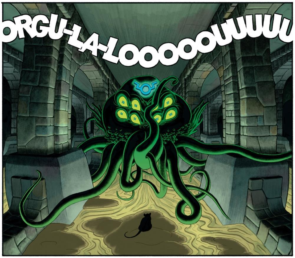 Black Hammer: Visions #6 - DC Comics News
