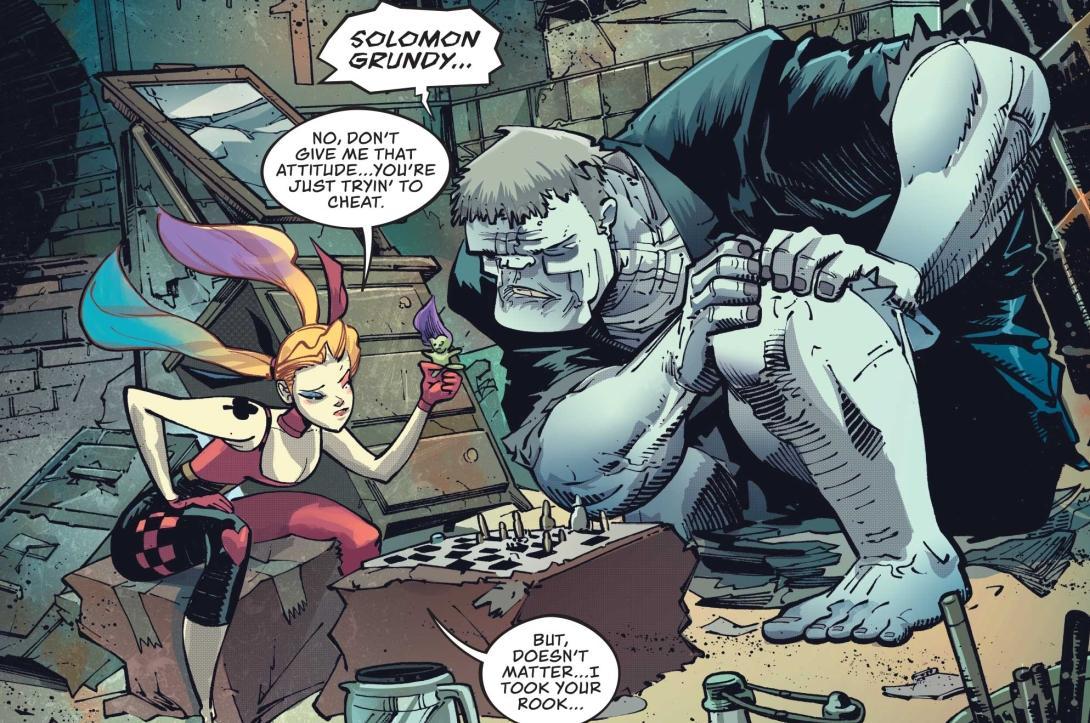Harley Quinn #4 - DC Comics News
