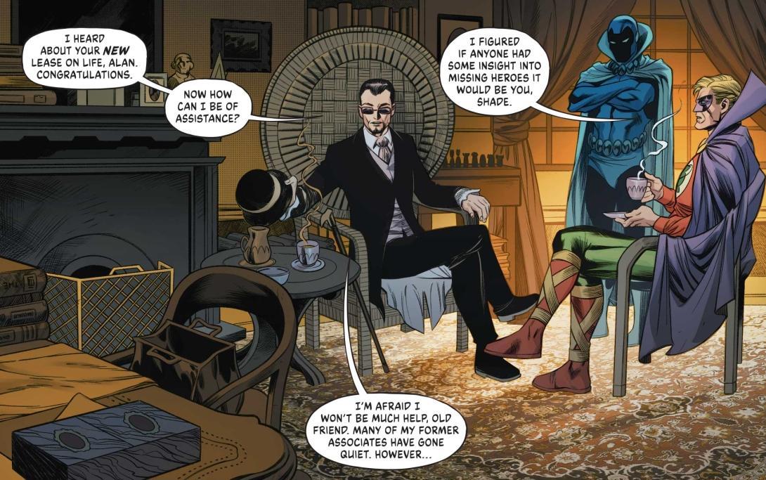 Infinite Frontier #3 - DC Comics News