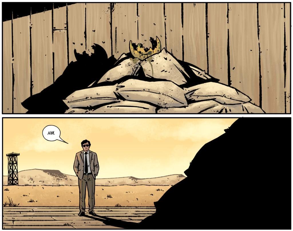 Rorschach #9 - DC Comics News