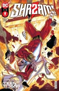 Shazam #1 - DC Comics News